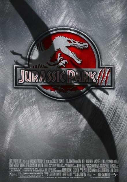 فيلم Jurassic Park III 2001 مترجم