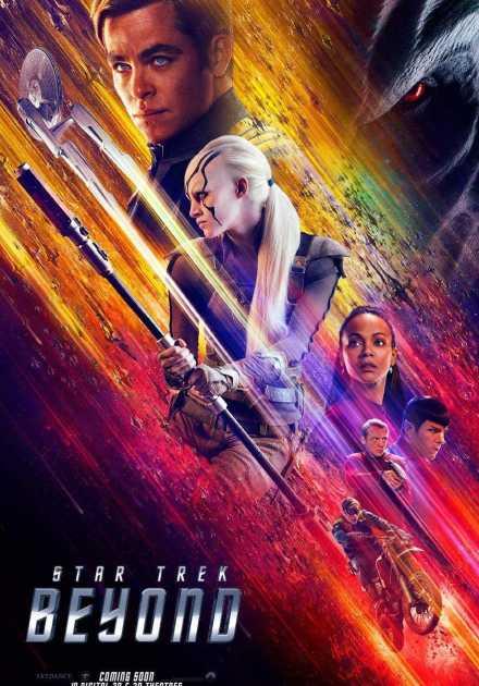 فيلم Star Trek Beyond 2016 مترجم