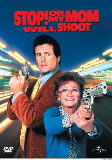 فيلم Stop! Or My Mom Will Shoot 1992 مترجم