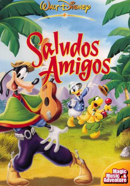 فيلم Saludos Amigos 1942 مدبلج