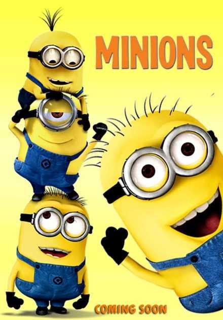 فيلم Minions 2015 مدبلج