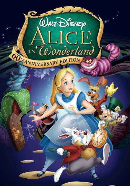فيلم Alice in Wonderland 1951 مدبلج