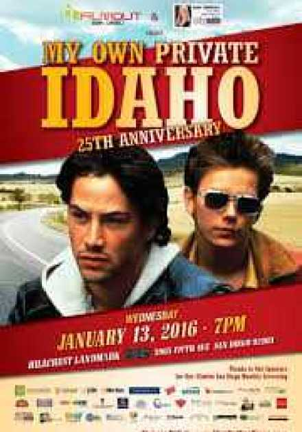 فيلم My Own Private Idaho 1991 مترجم