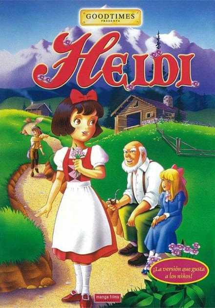 فيلم Heidi 1995 مدبلج