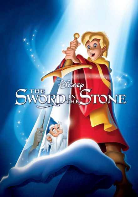 فيلم The Sword In The Stone 1963 مدبلج