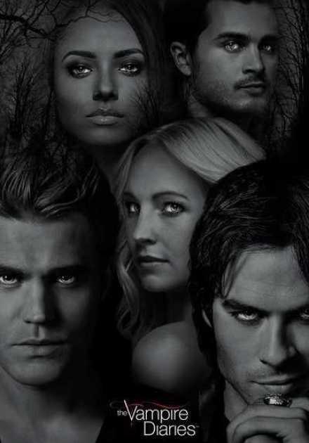 مسلسل The Vampire Diaries