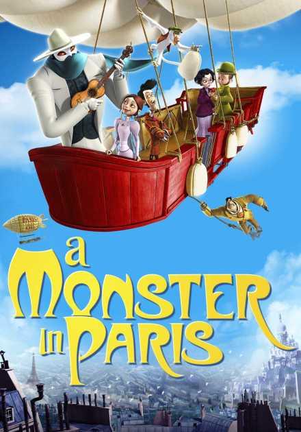 فيلم A Monster In Paris 2011 مدبلج