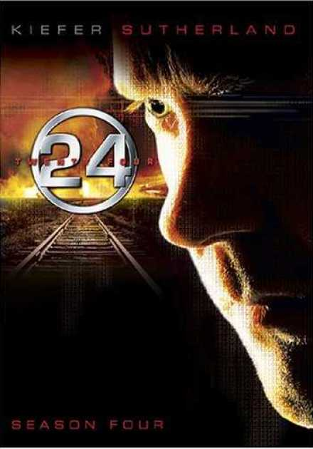 مسلسل 24 – الموسم الرابع
