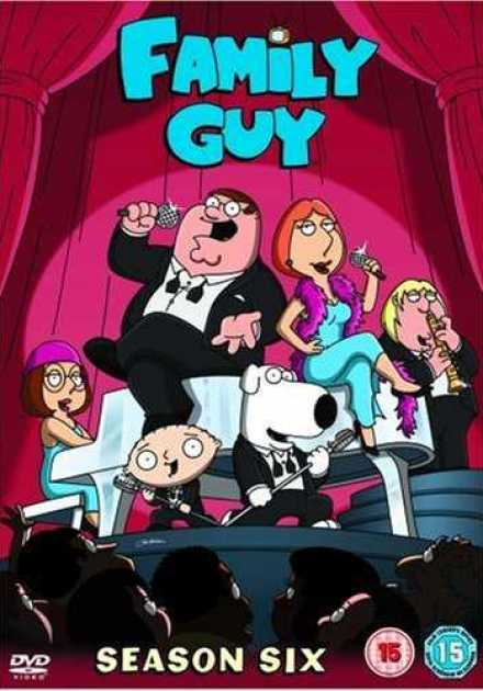 مسلسل Family Guy – الموسم السادس