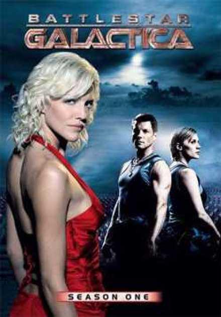 مسلسل Battlestar Galactica الموسم الاول