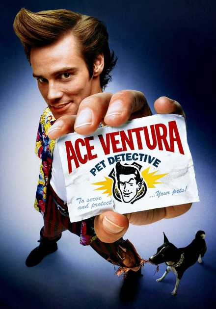 فيلم Ace Ventura Pet Detective 1994 مترجم