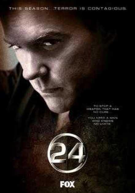 مسلسل 24 – الموسم الثالث