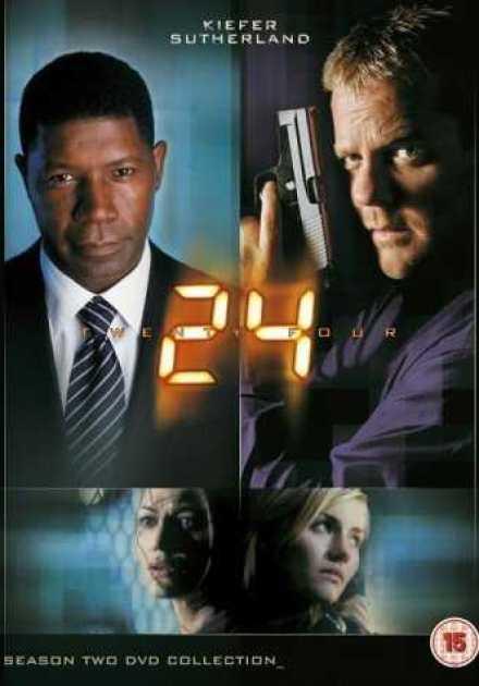 مسلسل 24 – الموسم الثاني