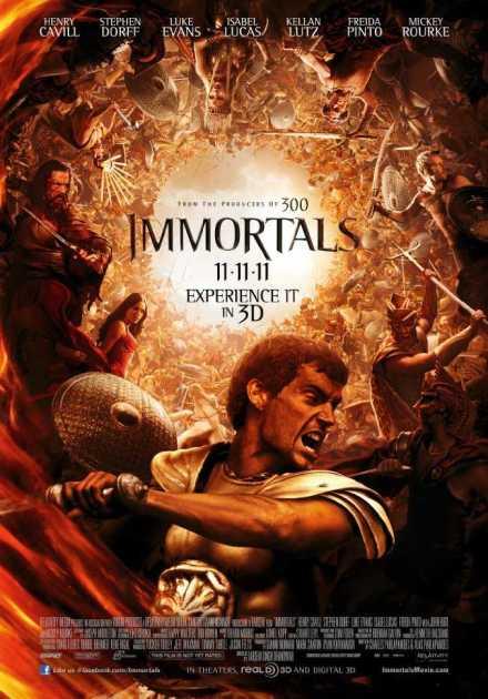 فيلم Immortals 2011 مترجم