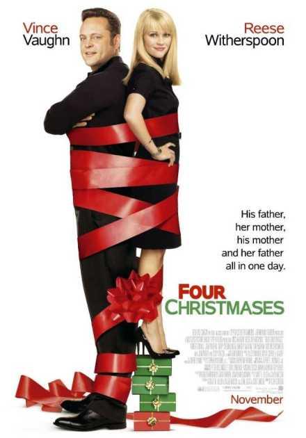 فيلم Four Christmases 2008 مترجم