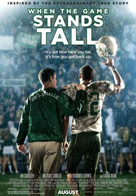 فيلم When the Game Stands Tall 2014 مترجم