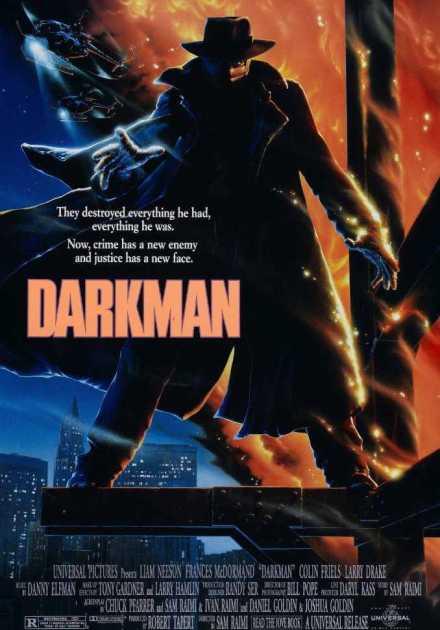 فيلم Darkman 1990 مترجم