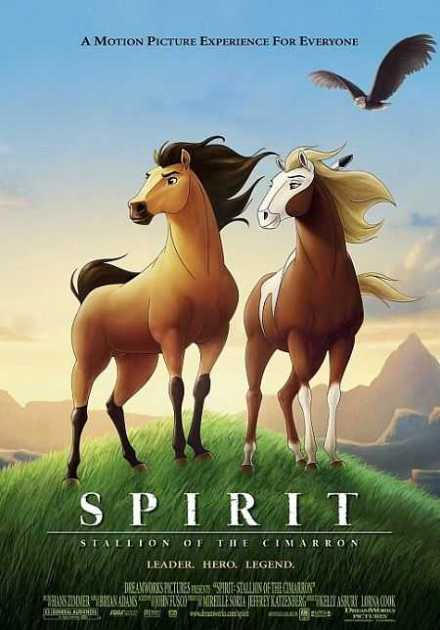 فيلم Spirit Stallion Of The Cimarron 2002 مترجم