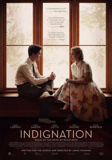 فيلم Indignation 2016 مترجم