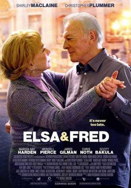 فيلم Elsa and Fred 2014 مترجم