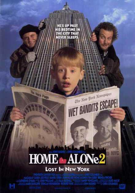 فيلم Home Alone 2 Lost in New York 1992 مترجم
