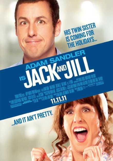 فيلم Jack and Jill 2011 مترجم