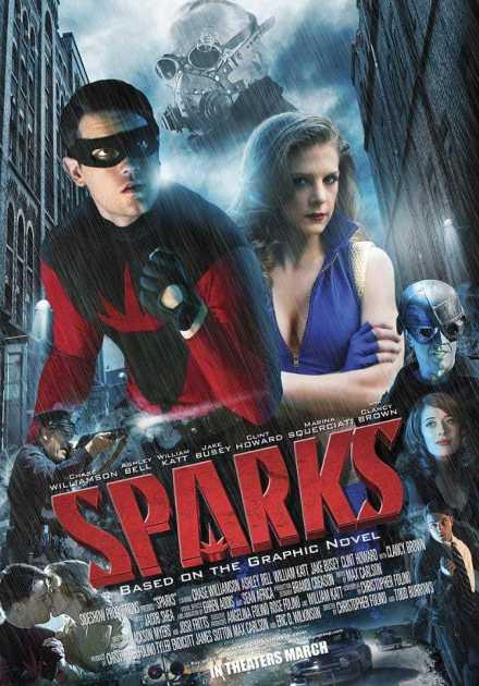 فيلم Sparks 2013 مترجم