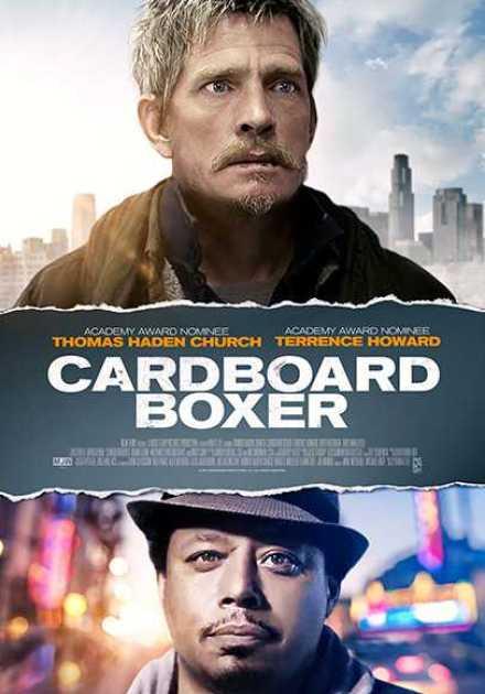 فيلم Cardboard Boxer 2016 مترجم