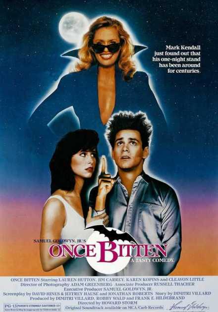 فيلم Once Bitten 1985 مترجم