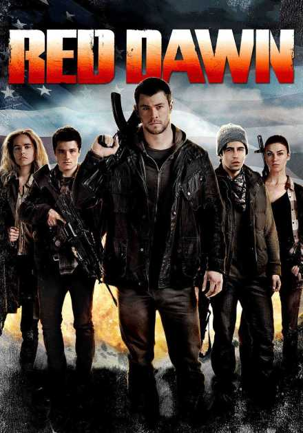 فيلم Red Dawn 2012 مترجم