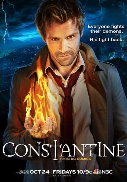 مسلسل Constantine