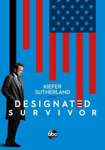 مسلسل Designated Survivor