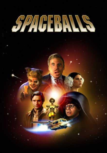 فيلم  Spaceballs 1987 مترجم