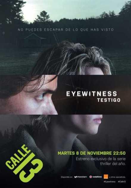 مسلسل Eyewitness الموسم الاول