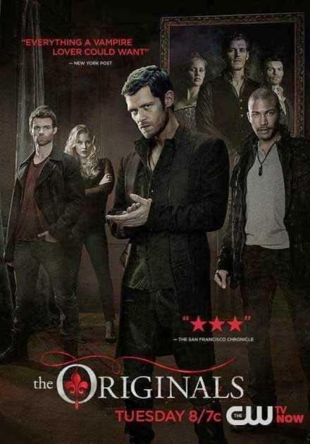 مسلسل The Originals