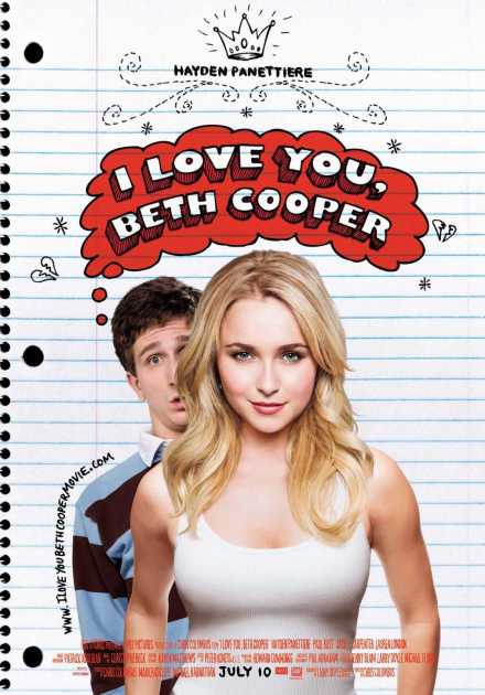فيلم I Love You Beth Cooper 2009 مترجم