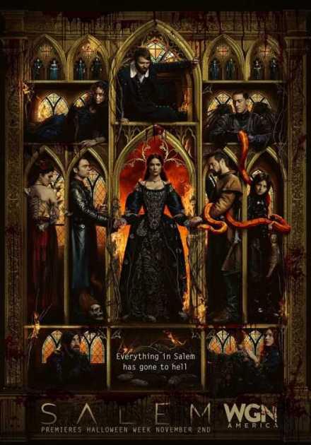 مسلسل Salem