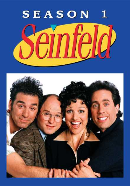 مسلسل Seinfeld – الموسم الأول