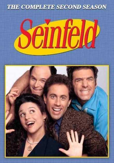 مسلسل Seinfeld – الموسم الثاني