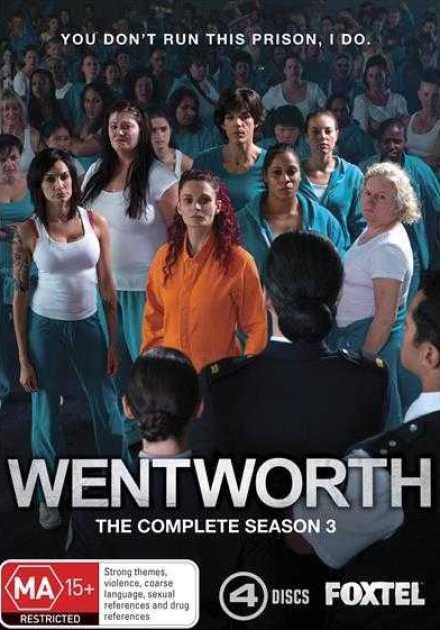 مسلسل Wentworth Prison