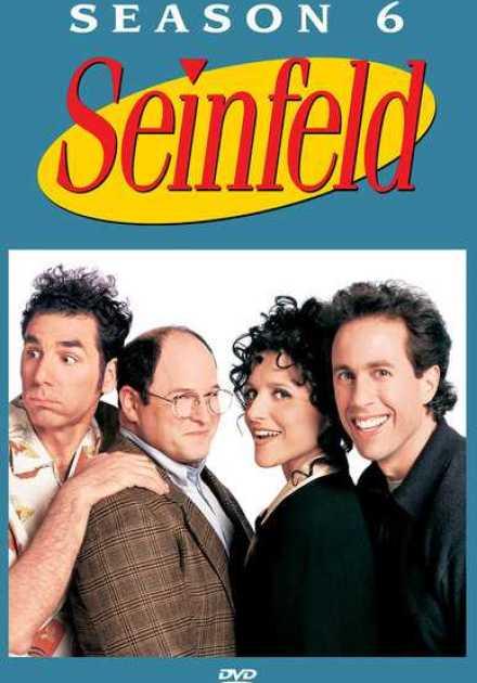 مسلسل Seinfeld – الموسم السادس