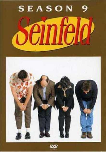 مسلسل Seinfeld – الموسم التاسع
