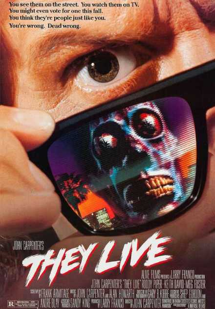 فيلم They Live 1988 مترجم