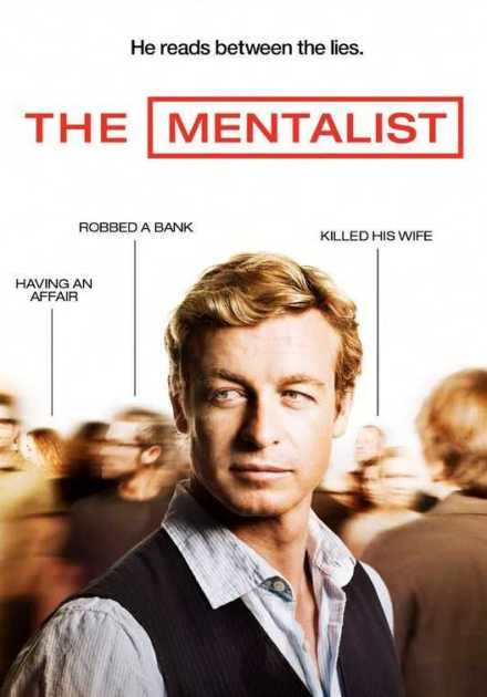 مسلسل The Mentalist