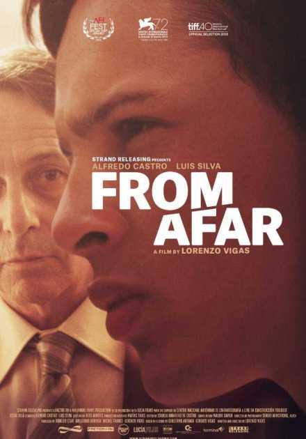 فيلم From Afar 2015 مترجم
