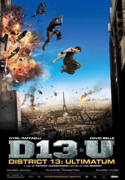 فيلم District 13 Ultimatum 2009 مترجم