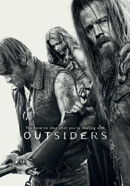 مسلسل Outsiders