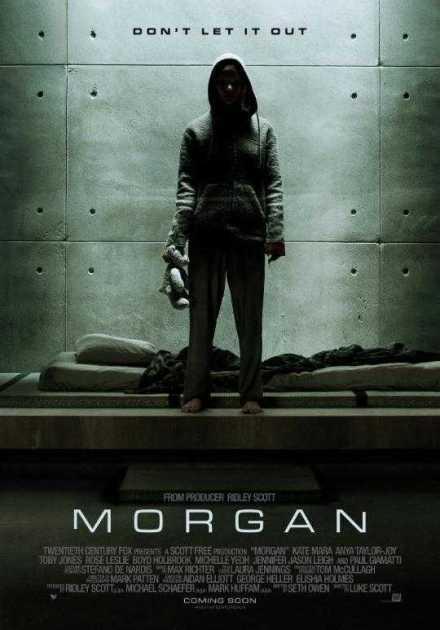 فيلم Morgan 2016 مترجم