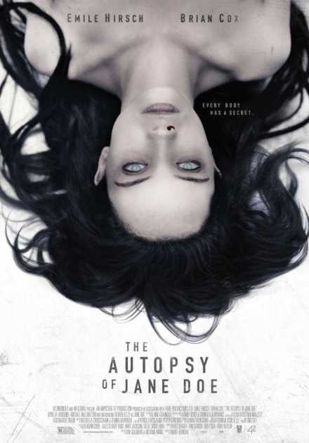 فيلم The Autopsy of Jane Doe 2016 مترجم