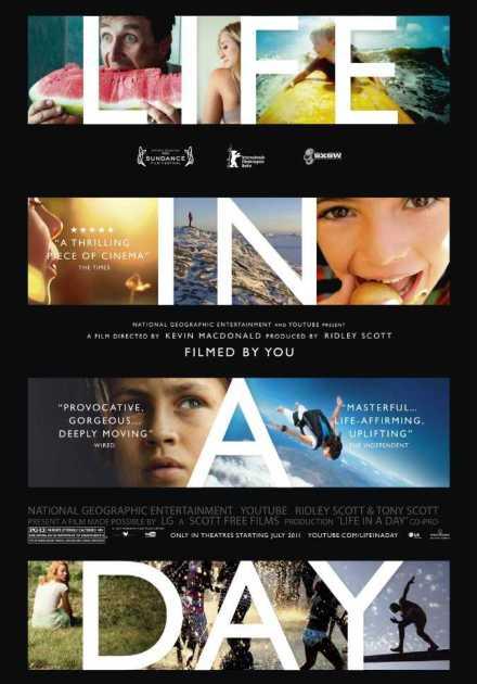 فيلم Life In A Day 2011 مترجم